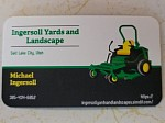 Ingersoll Yards and Landscapes
